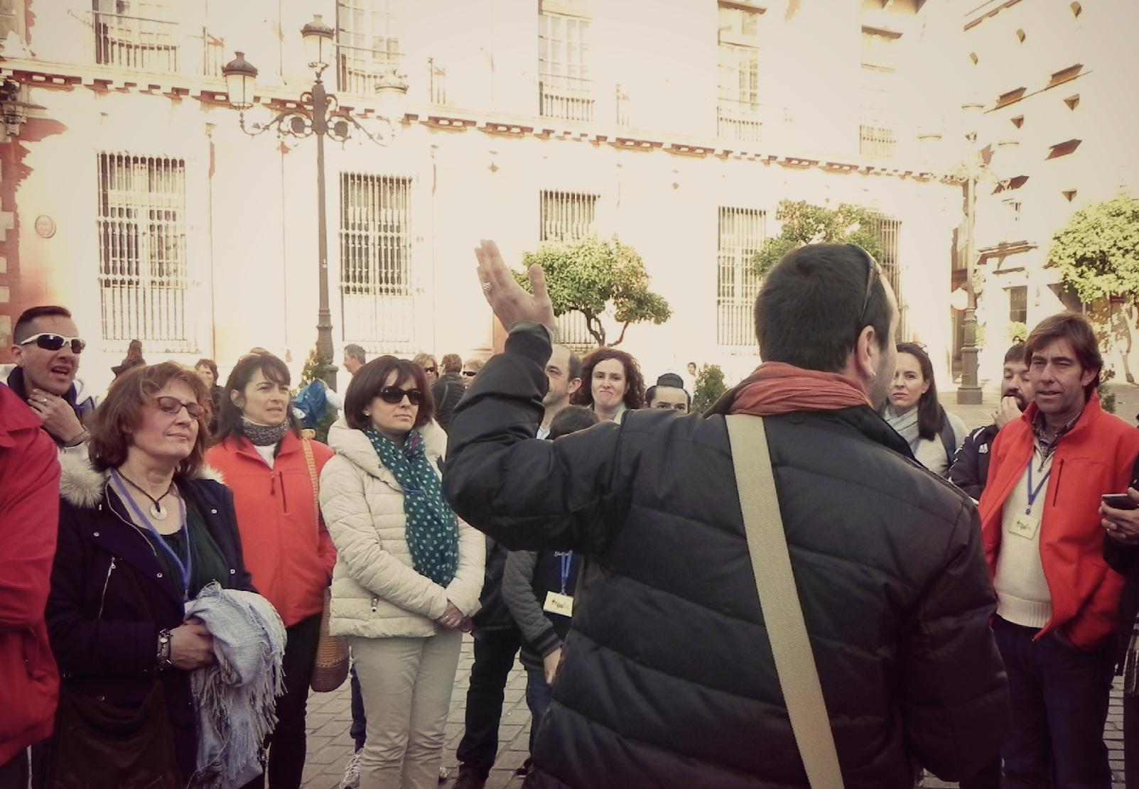Ruta Cultural Sevilla