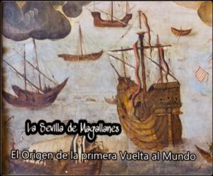 La Sevilla de Magallanes ESPECIAL NOCHE EN BLANCO @ Plaza del Triunfo | Sevilla | Andalucía | España