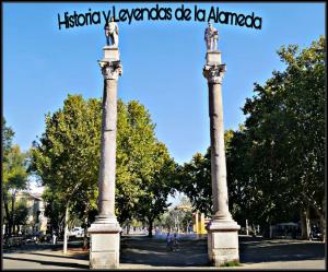 ESPECIAL NOCHE EN BLANCO Historia y Leyendas de la Alameda @ Alameda de Hércules | Sevilla | Andalucía | España