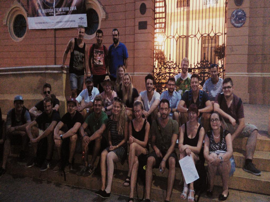 Estudiantes ELE Sevilla