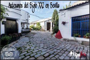 Visitas Guiadas Artesanos Sevilla