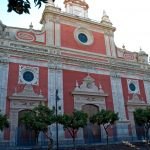Visita iglesia del Salvador