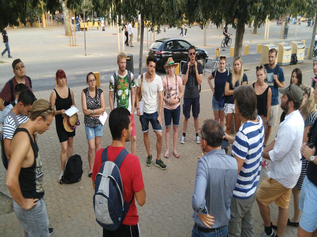 Actividades para estudiantes de español en sevilla