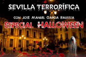 ESPECIAL HALLOWEEN Sevilla Terrorífica @ Iglseia de Santa Cruz | Sevilla | Andalucía | España