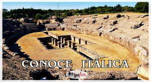 Conoce Itálica @ Conjunto Arqueológico de Itálica | Santiponce | Andalucía | España