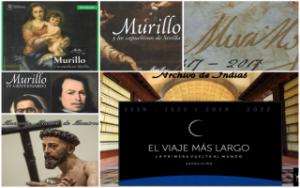 Exposiciones temporales Sevilla